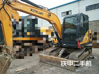 新源XYB70挖掘机