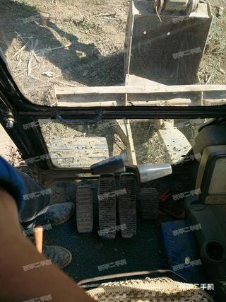 柳工CLG908C挖掘机实拍图片
