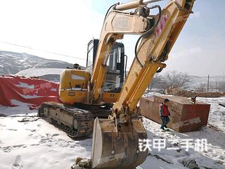 雷沃重工FR65-7挖掘机
