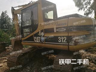 卡特彼勒312V2挖掘机
