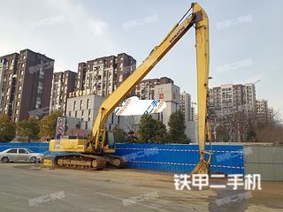 小松PC300LC-7加长臂挖掘机
