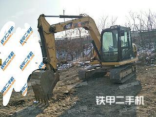 卡特彼勒307D挖掘机