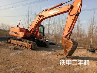 斗山DH200LC-7挖掘机