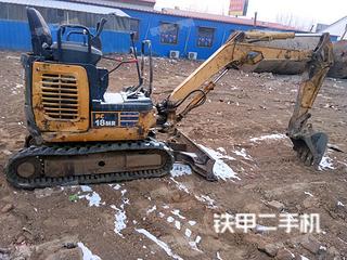 小松PC18MR-2挖掘机