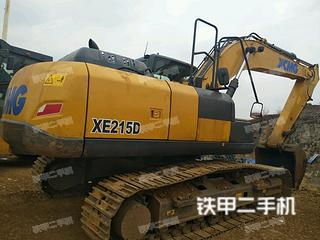 徐工XE215D挖掘机