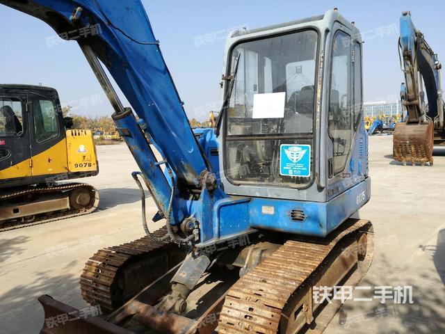 山东临沂市山重建机GC60-8挖掘机