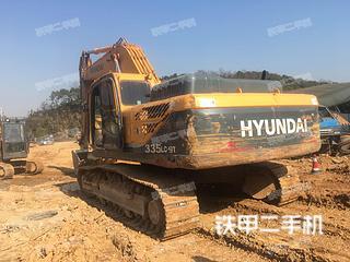 现代R305LC-9T挖掘机