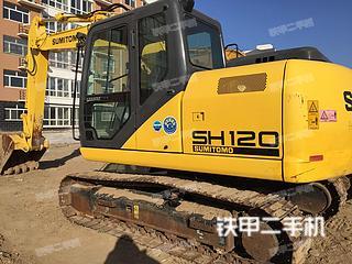住友SH120-5挖掘机