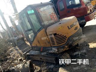 柳工CLG906C挖掘机