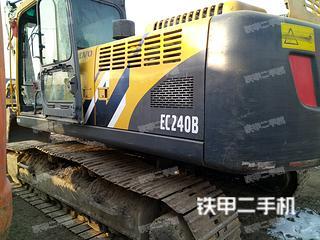 沃尔沃EC240B挖掘机