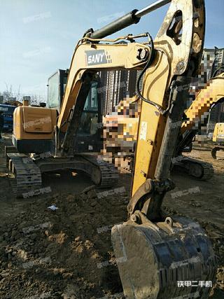 三一重工SY55C挖掘机