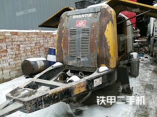 山推HBT8016R拖泵