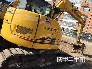 住友SH75XU-6A挖掘机