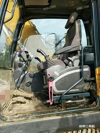 现代R150LC-9挖掘机