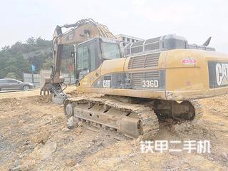 卡特彼勒330DL挖掘机