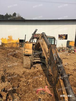 三一重工SY155-8C挖掘机