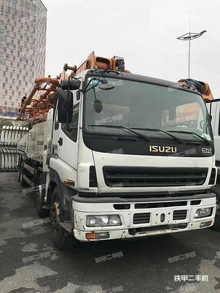 中联重科ZLJ5417THB48X-6RZ泵车