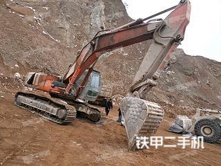 日立EX350H-5挖掘机