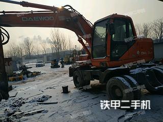 斗山DH130W-V挖掘机
