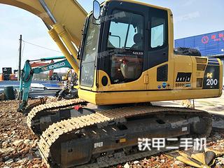 小松PC200LC-8N1挖掘机