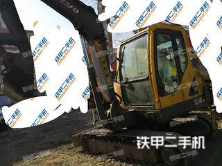 沃尔沃EC55挖掘机
