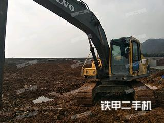 沃尔沃EC200B-Prime挖掘机