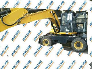 愚公机械WYL135×4-挖掘机