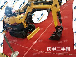 愚公机械WY15-7挖掘机