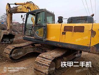 山重建机JCM936F挖掘机