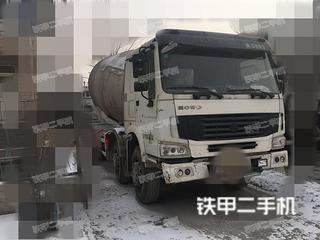 中集凌宇CLY5318GJB1搅拌运输车