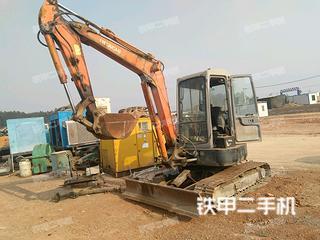 日立ZX50挖掘机