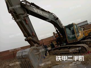 沃尔沃EC240BLC-Prime挖掘机