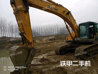 山重建机JCM933D挖掘机