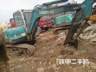 山河智能SWE60H挖掘机