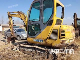 玉柴YC35-8挖掘机