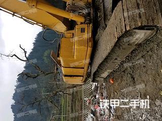 柳工CLG220LC挖掘机