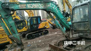 神钢SK60-C挖掘机