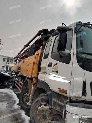 三一重工SY5418THB52II泵车
