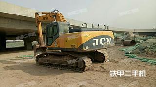 山重建机JCM924D