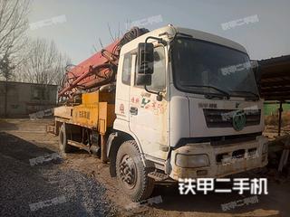九合重工JH5191THB-28泵车