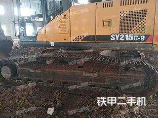 三一重工SY215C-9