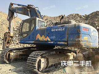 山重建机GC458LC-8
