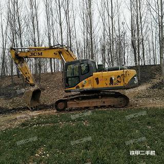 山重建机JCM922C挖掘机