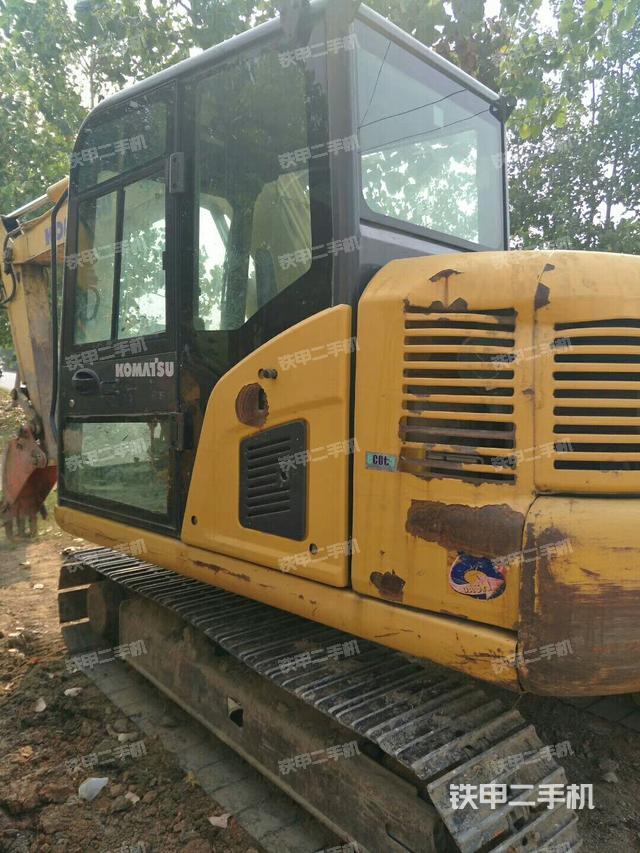 安徽滁州市小松PC70-8挖掘机