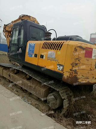 现代R305LC-7
