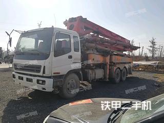 三一重工SY5290THB37泵车