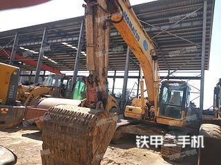 小松PC210LC-7挖掘机