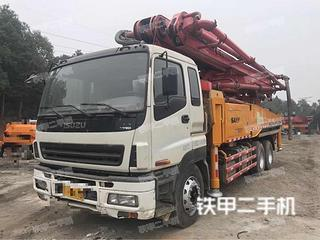 三一重工SY5331THB46泵车