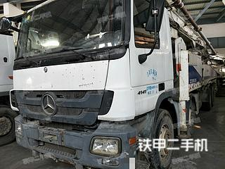中联重科ZLJ5410THB46泵车