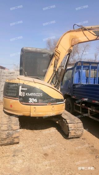 卡特彼勒305.5挖掘机